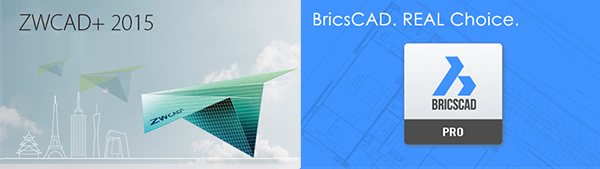 AUTOFLUID 10 is compatible with Bricscad Pro and ZWCAD Pro - HVAC and plumbing CAD software