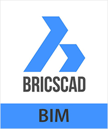 Bricscad BIM modeling software