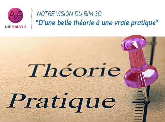 BIM World : la vision de Tracéocad - d'une belle théorie à une vraie pratique