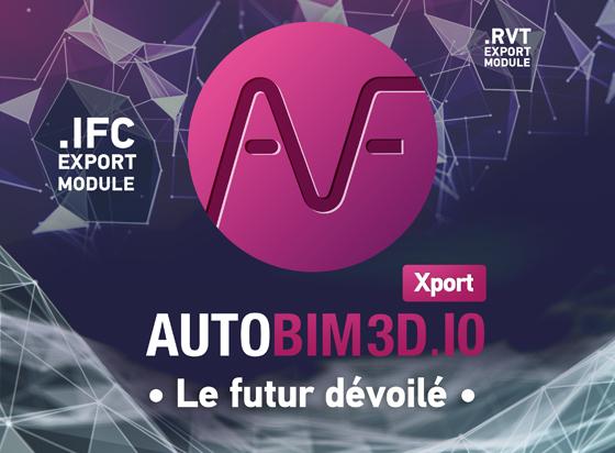 Promotion AUTOFLUID - AUTOBIM3D Xport : le futur dévoilé